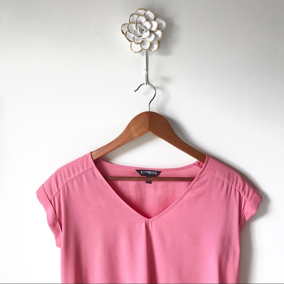 Express Tops - Express V-neck Blouse